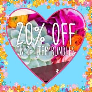 Other - Bundle for a discount! I'll send a private offer!
